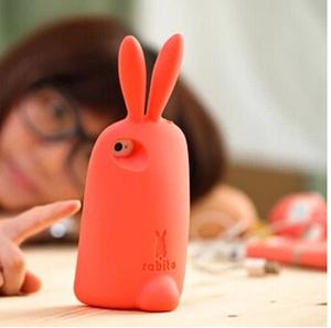 韩国iphone6/6s立体兔子手机壳5苹果5s/5C