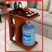 创意简约小户型茶几可移动客厅功夫茶桌卧室边角几笔记本床头桌子