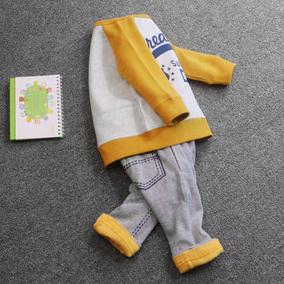【现货】日本代购童装千趣会17春男宝宝男童图案T恤式卫衣 上衣