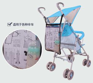 婴儿手推车挂袋置物袋