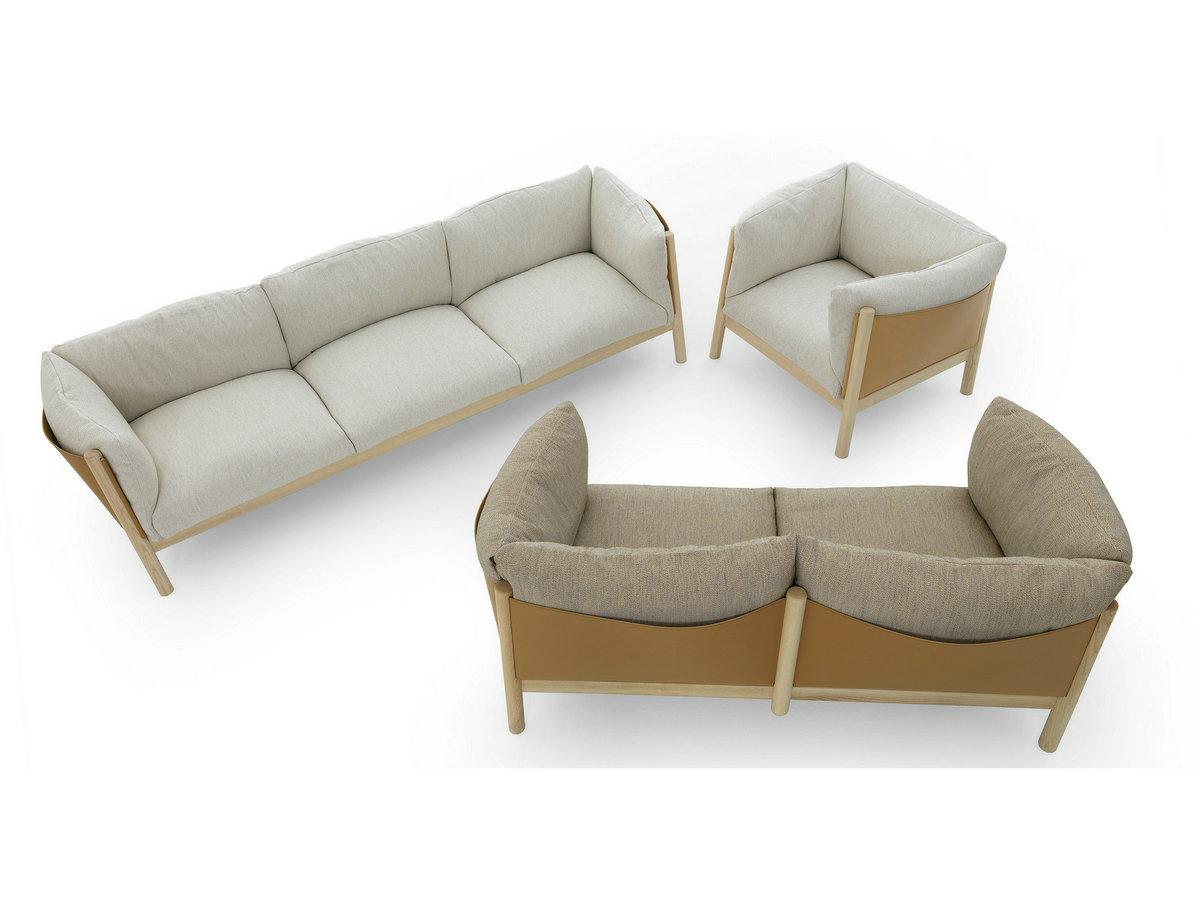 yak sofa北欧简约实木商务办公沙发创意异形酒店大堂客厅布艺沙发
