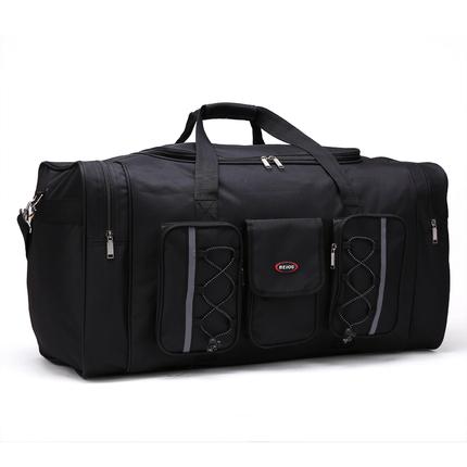 超大容量手提旅行包男女单肩搬家包行李包旅行袋长短途托运出差包