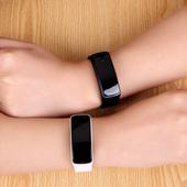 电子表男女手表LED触控夜光男女韩国时尚潮流学生韩版智能手环表