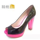 达芙妮旗下SHOEBOX/鞋柜 正品春款时装女鞋疯狂甩货抢购促销中