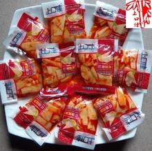 上口佳红油脆笋散称计重1000g重庆特产竹笋脆笋笋片即零食包邮