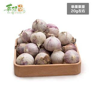 云南独头大蒜紫皮蒜2斤装特产大蒜头新鲜蔬菜上好食材调料调味品