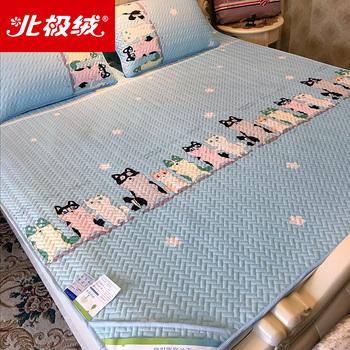 【清仓】卡通天丝空调凉席1.8m床