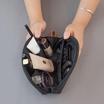 韩国化妆包收纳包袋女小号大容量随身防水旅行便携迷你小淑女简约