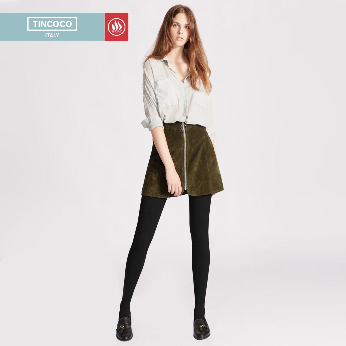 正品[踩脚丝裤]超薄无内丝裤的诱惑评测 美女穿