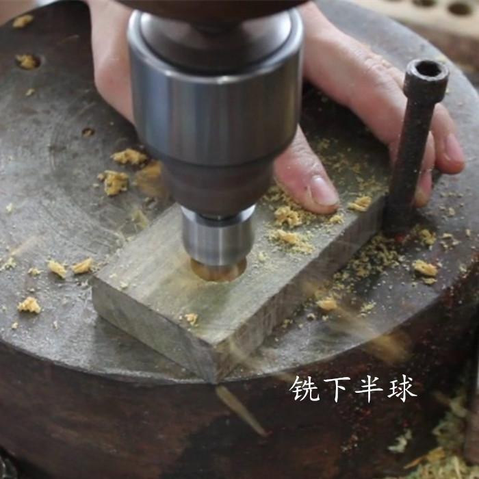 硬质合金佛珠刀圆珠刀台钻电钻佛珠刀佛珠钻头车珠子刀具车刀加工