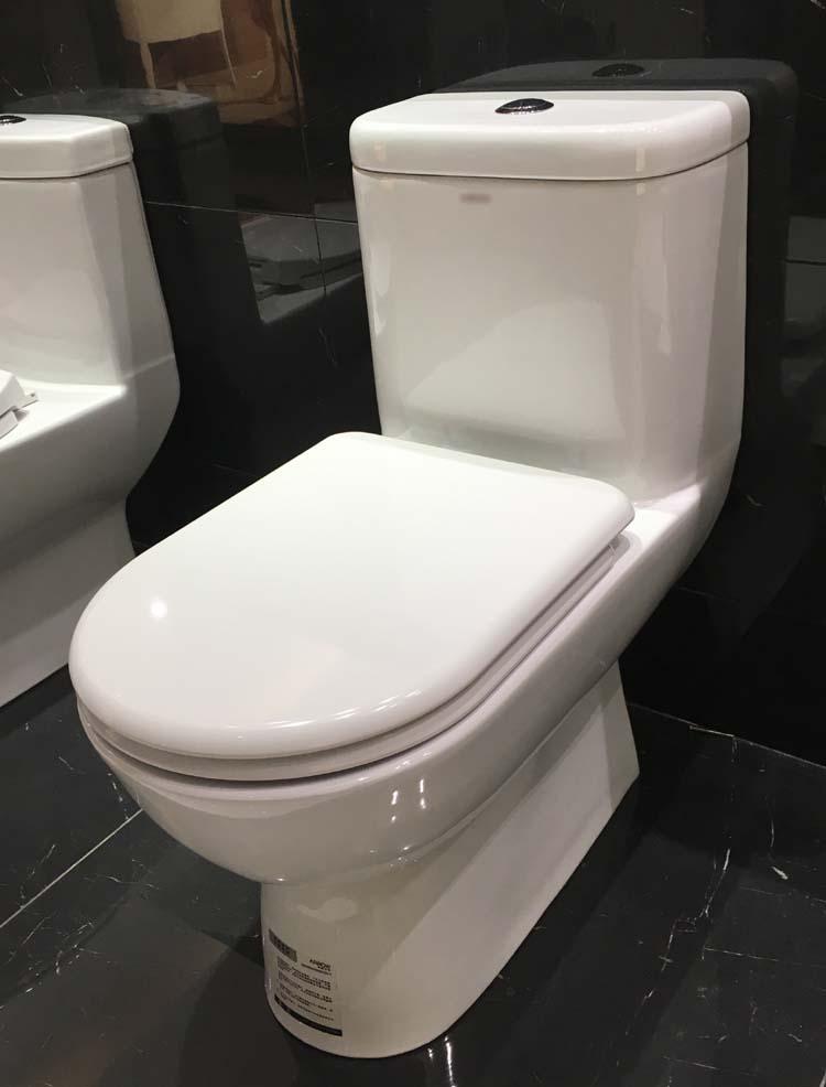 促销正品箭牌马桶arrow卫浴座便器连体坐便器时尚