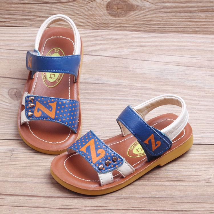 包邮童鞋男童凉鞋小童夏季沙滩鞋儿童宝宝凉鞋22----31码童凉鞋