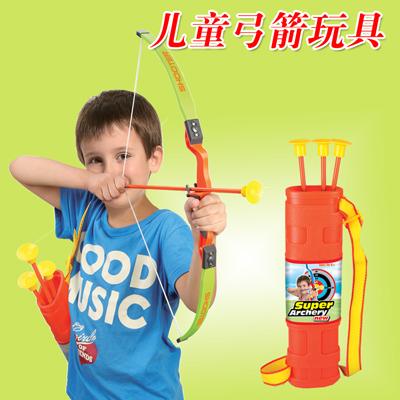 儿童玩具弓箭健身器材射箭射击亲子户外体育运动宝宝