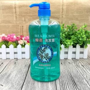 蜂花本草去屑止痒洗发露洗发水820ml 皂角+甘草 柔顺清洁各种发质