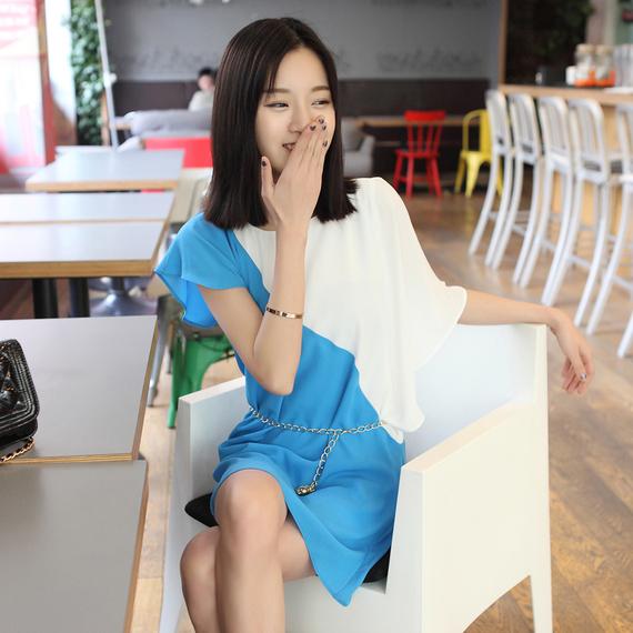 2013夏装新款韩版甜美女