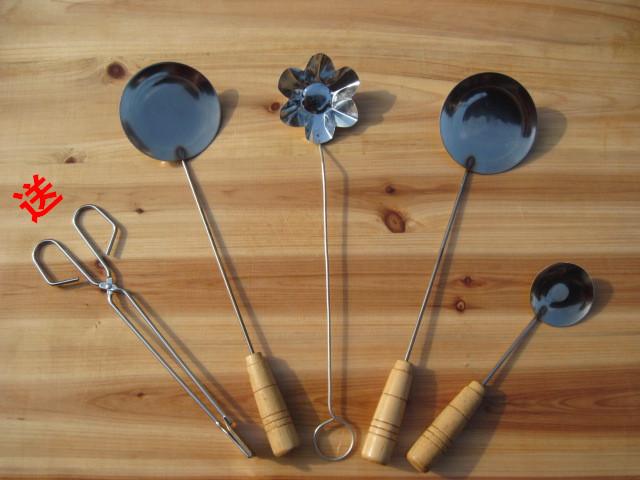 包邮山腰 前黄 福州莆田福清特产海蛎饼勺工具蛎饼勺油饼工具