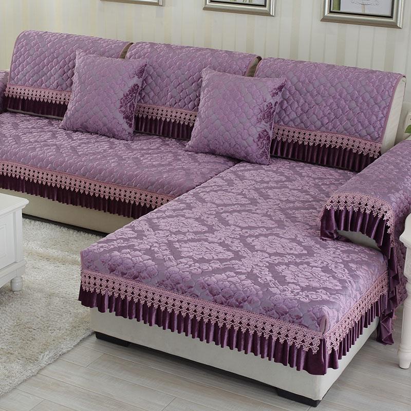 沙发垫防滑垫 四季通用布艺垫子