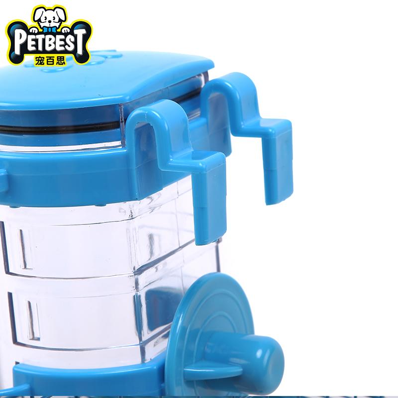 狗狗饮水器宠物饮水器狗狗喝水器宠物挂式狗水壶猫饮水机宠物用品
