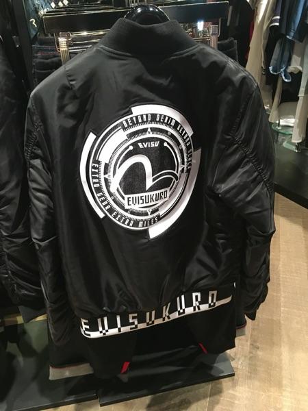 黑色款日系潮牌双面明星男士修身棉衣夹克时尚福神