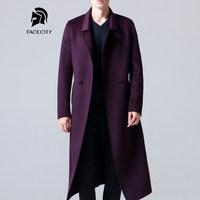 男式毛呢大衣品牌大全
