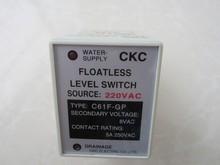 供应CKC液位继电器液位控制器C61FGP全贴片工艺