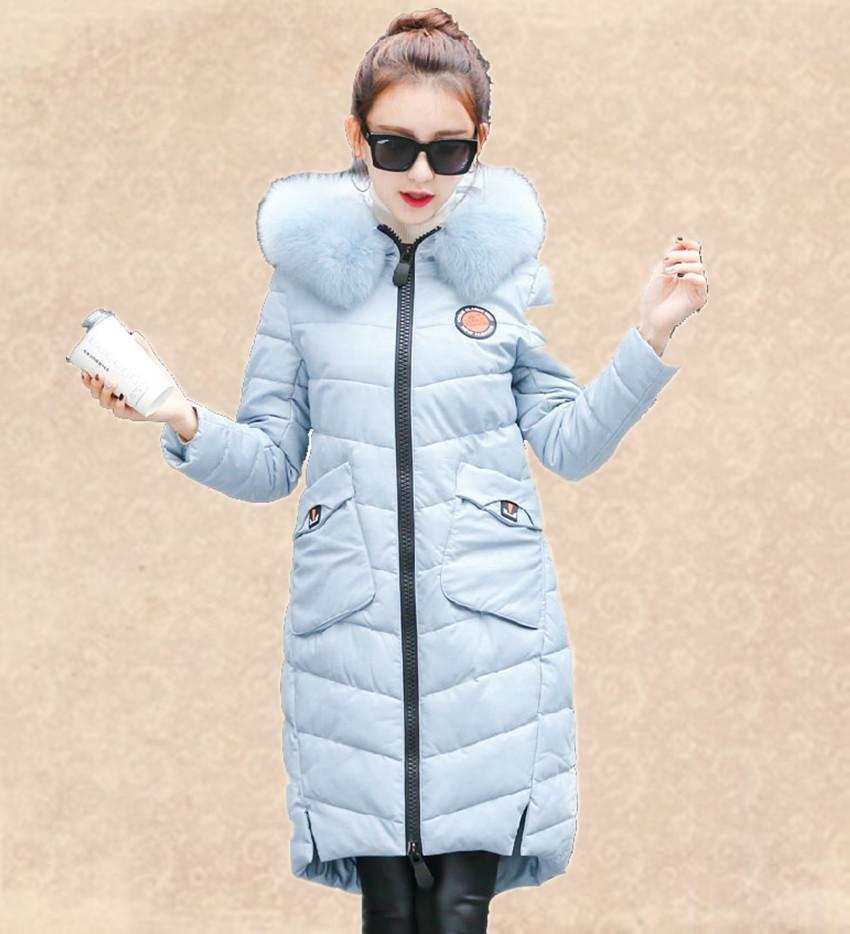 少女[少女冬季发型]黑色外套棉衣加厚冬v少女正品生棉衣少女系图片