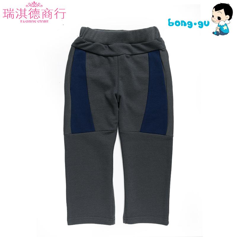 1折清仓 冬己秋款秋装男孩男童装运动裤休闲裤长裤子da321103