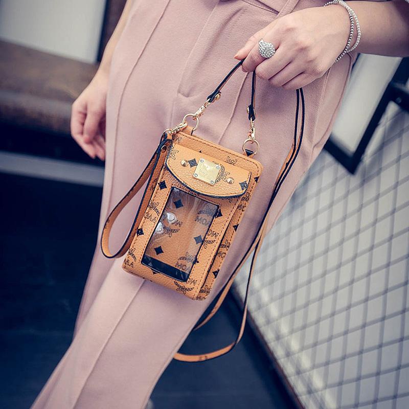 包邮新款女包斜跨手机包多功能钱包卡包时尚潮流零钱