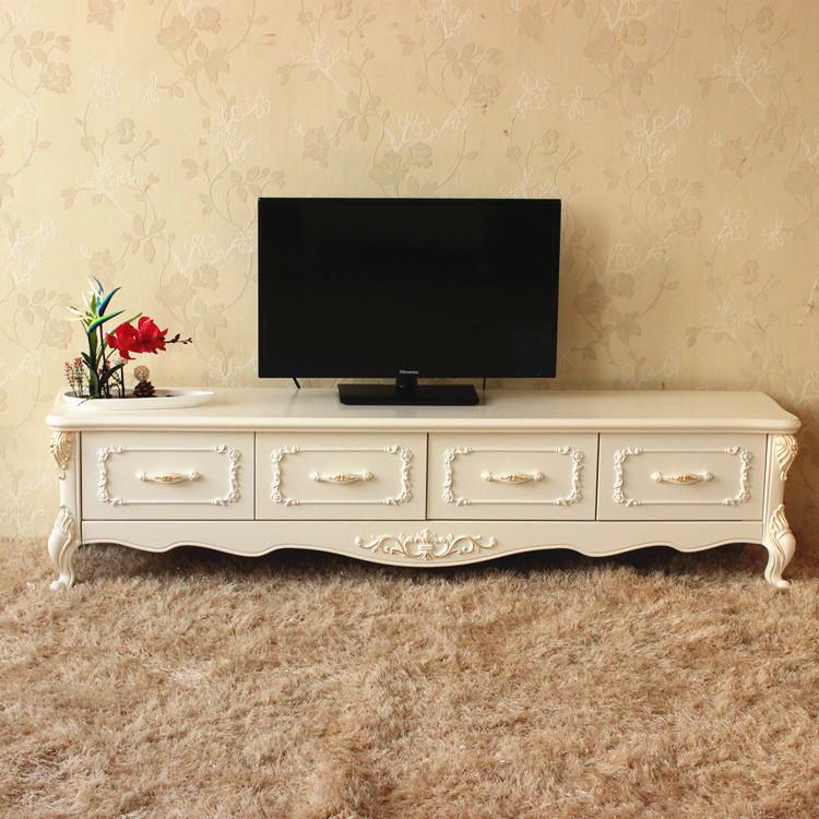 欧式小户型电视机柜田园客厅视听柜现代时尚卧室简