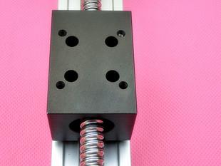 精品线轨直线滑台 步进电机滚珠丝杆直线导轨数控模组 单轴机械手
