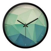 MOMEN/摩门 创意挂钟个性客厅卧室静音现代几何时钟石英钟表挂表