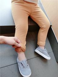 宝宝冬装童装新款打底裤