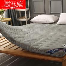 床垫1.8m床双人床褥学生宿舍榻榻米垫子褥子1.5米海绵垫被2席梦思