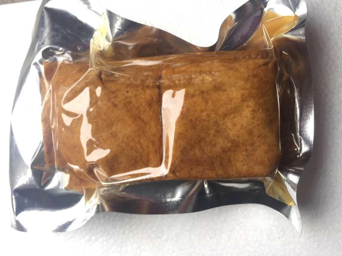 安徽无为特产零食小吃板鸭卤干子豆腐干子兰花干子卤食满50片包邮