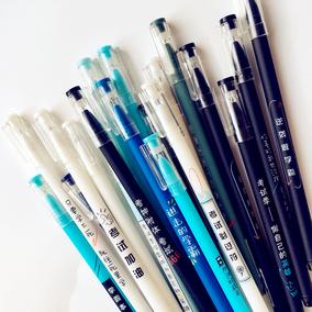 禾硕中性笔学霸【包邮-亏本】和硕签字笔水笔0.5mm黑色韩版12支