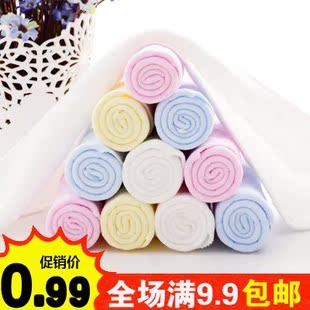 【满9.9包邮】宝宝尿片生态棉/纯棉透气三层婴儿尿布无荧光超吸水