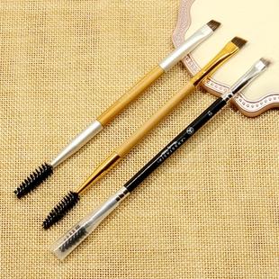悦诗*吟 化妆刷子  螺旋刷 双头 斜角眉刷 工具