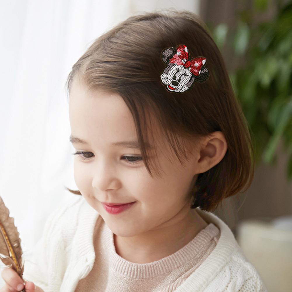 韩国草莓碎发贴发贴 头饰 卡通粘头发帖女 魔术贴儿童图片