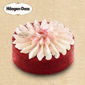 哈根达斯 常温蛋糕 红丝绒芝士蛋糕780克 生日蛋糕 成都免费配送