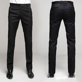 夏季商务男士西裤修身休闲黑色西装裤小脚正装韩版显瘦免烫薄款潮