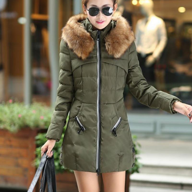 面包外套女裝冬季棉襖女士冬裝長款冬衣羽絨棉衣冬天