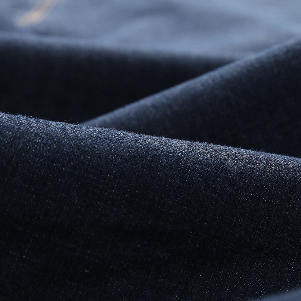 马克华菲牛仔裤男2017秋季男裤韩版直筒修身小脚裤秋薄款男装裤子