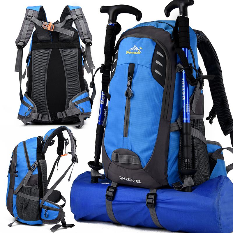 山包旅游防水天天户外电脑背包旅行双肩运动男超轻
