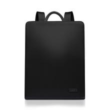 艾伯斯双肩包男背包女韩版大学生书包男士时尚潮流简约商务电脑包