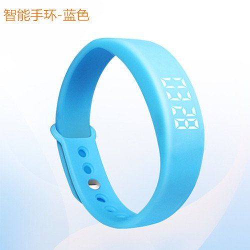 爆款2016歌迈智能手环手表腕带穿戴男女运动计步器闹钟震动提特价