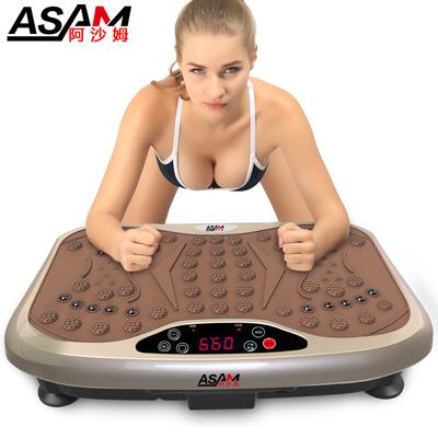 阿沙姆甩脂机抖抖机懒人家用运动瘦身器材震动减肥瘦肚子瘦腿神器