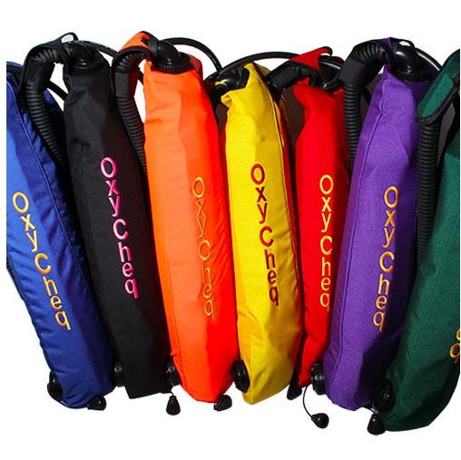 美国 Oxycheq Wing 30磅 單瓶鋼板潛水背飛BCD