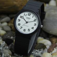 24手表男CASIO女学生表韩版 简约石英儿童中性手表 卡西欧MQ