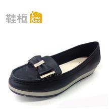1114101212 特价 舒适女鞋 柜正品 达芙妮旗下SHOEBOX