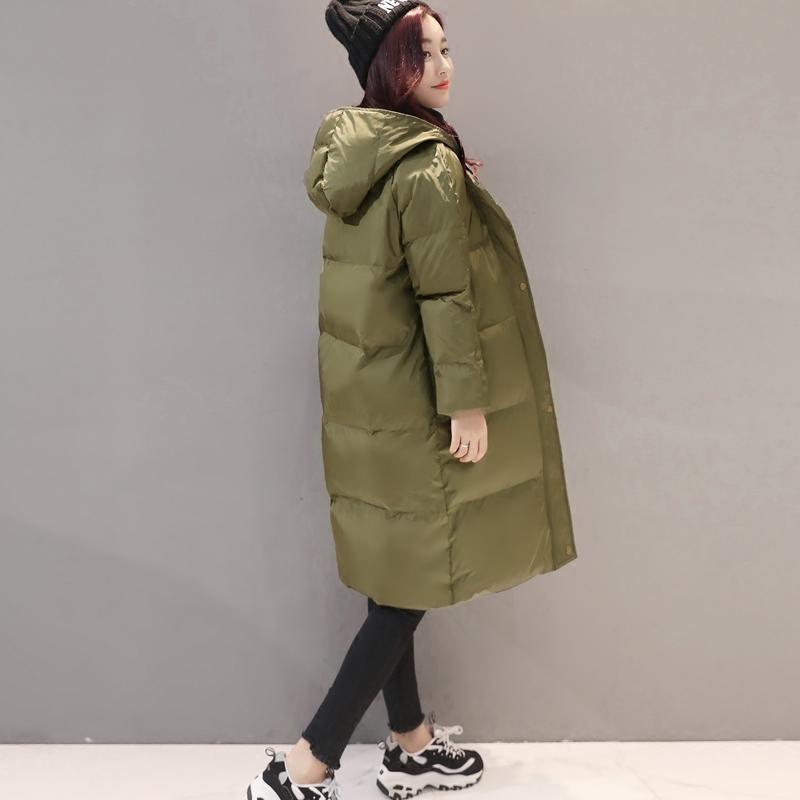 2016秋冬季新款韩版大码女装时尚百搭棉衣加厚保暖面包服外套大衣